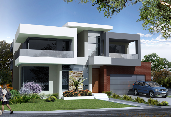 2 Sydney New Luxury Home Design