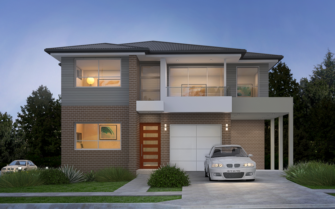 New Home Designs Sydney – Castle Home